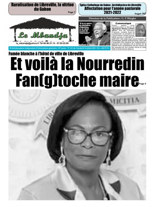 Le Mbandja 16/07/2021