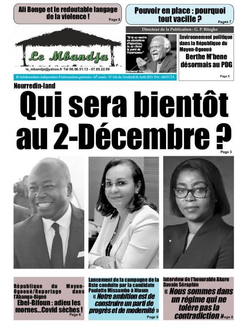 Le Mbandja 06/08/2021
