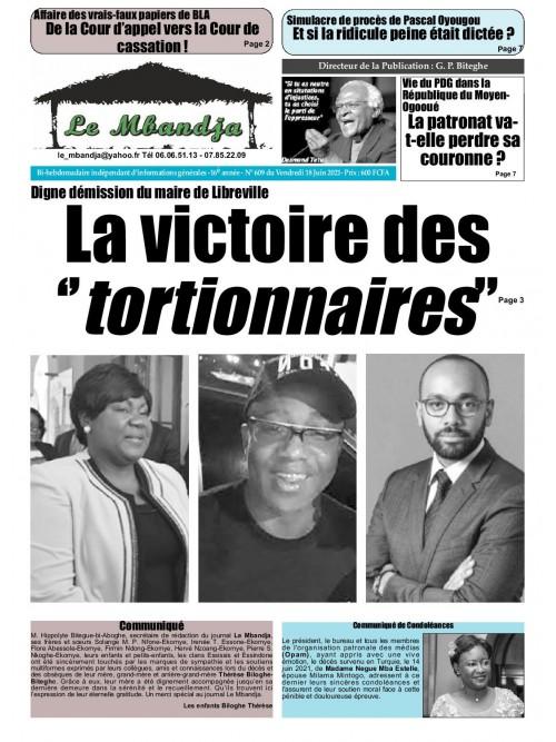 Le Mbandja 18/06/2021