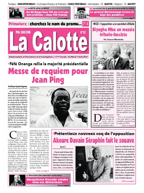 La Calotte 10/08/2021