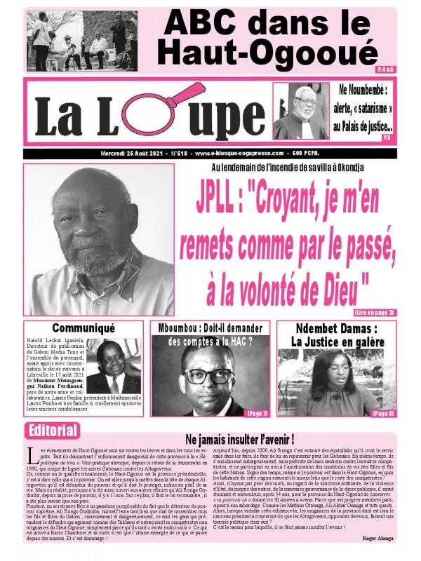 La Loupe 25/08/2021