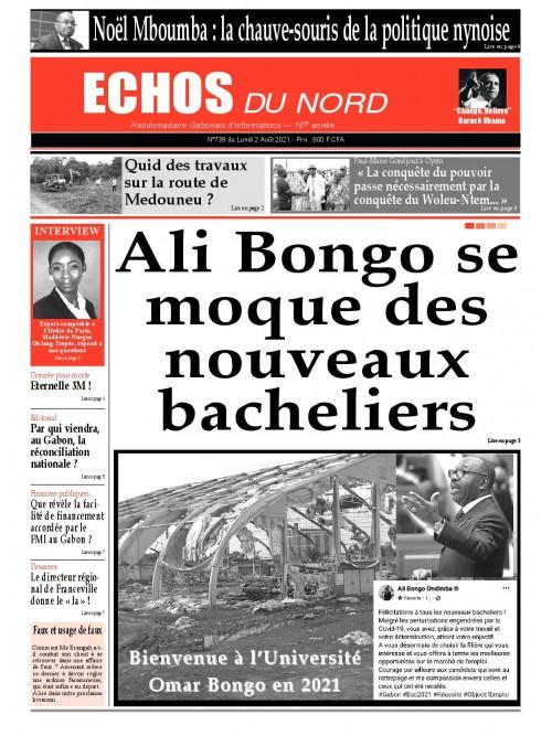 Echos du Nord 02/08/2021