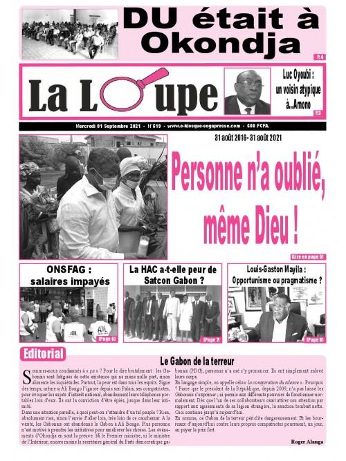 La Loupe 01/09/2021