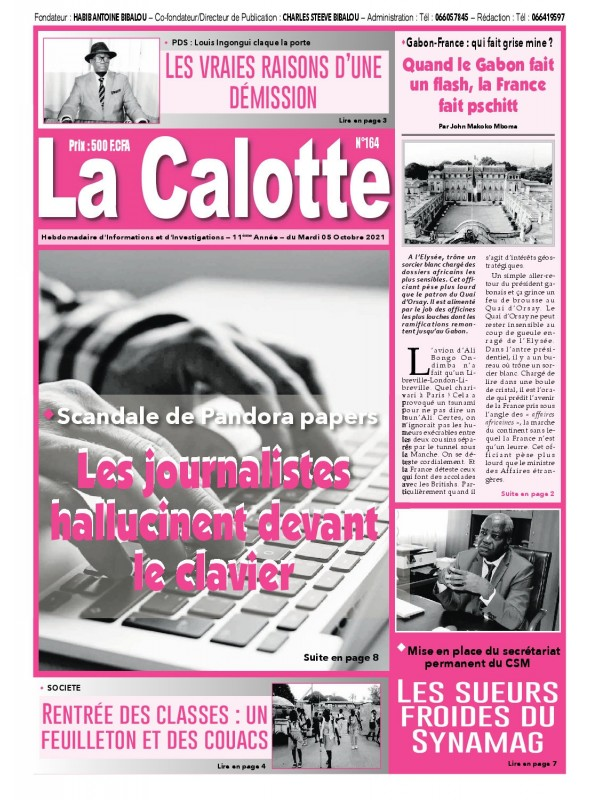 La Calotte 05/10/2021
