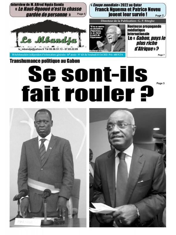 Le Mbandja 01/10/2021