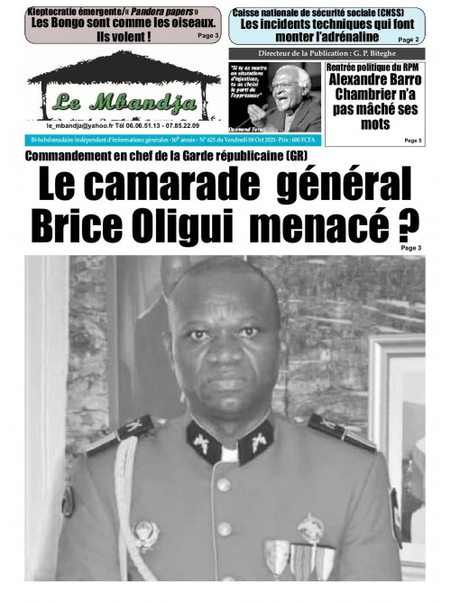 Le Mbandja 08/10/2021