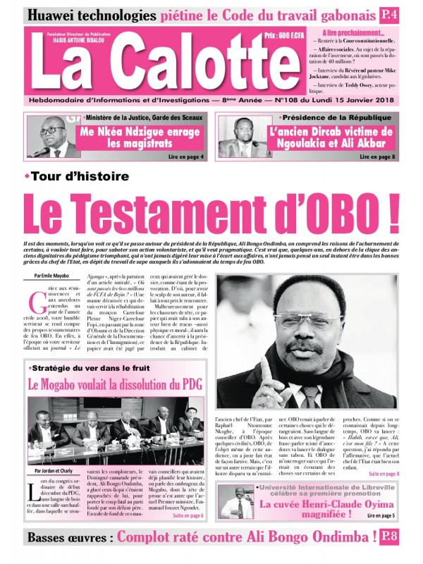 La Calotte 15/01/2018