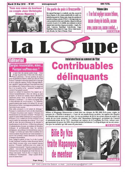 La Loupe 29/05/2018