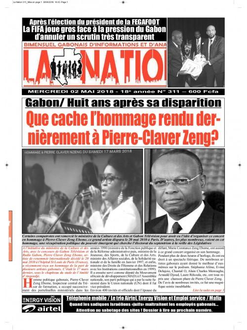 La Nation 02/05/2018