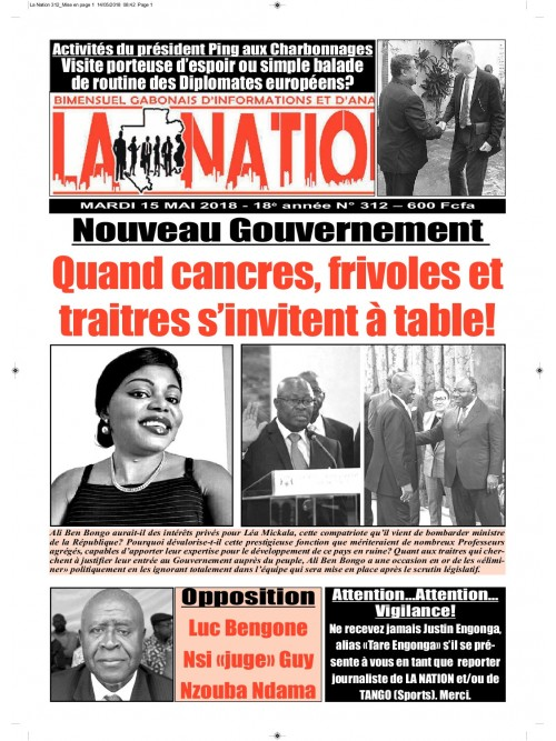 La Nation 31/05/2018