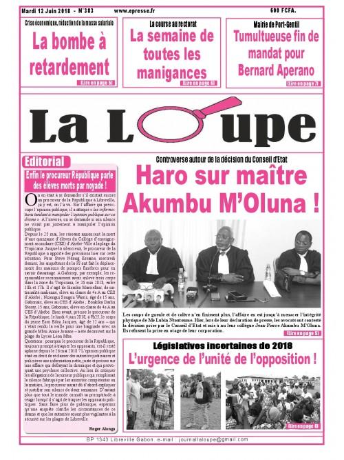 La Loupe 12/06/2018