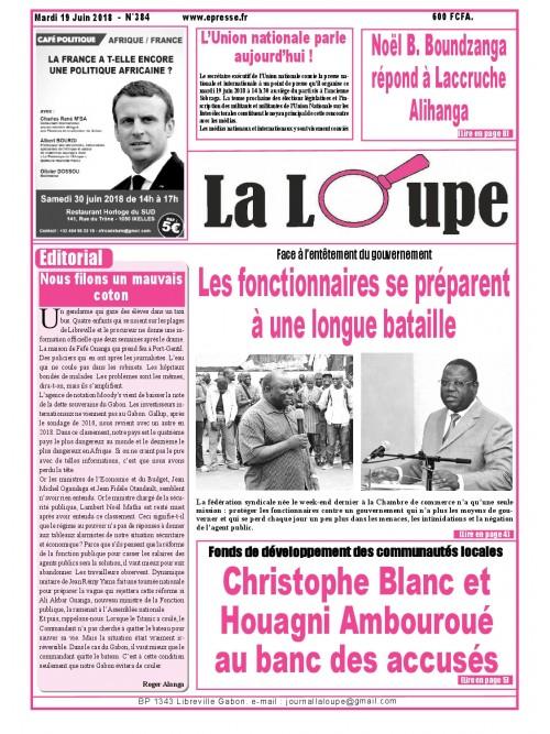 La Loupe 19/06/2018