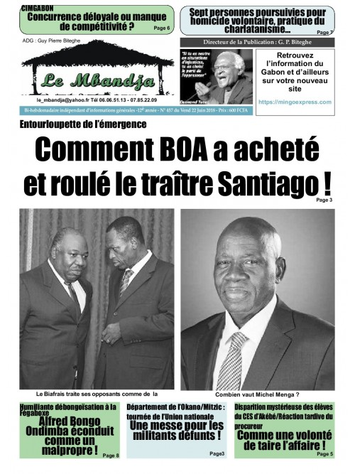 Le Mbandja 22/06/2018