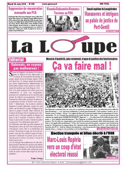 La Loupe 26/06/2018