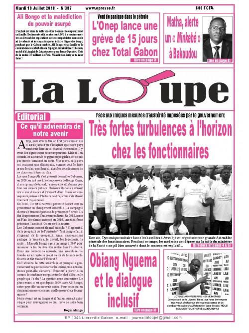 La Loupe 10/07/2018
