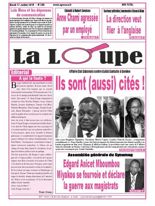 La Loupe 17/07/2018