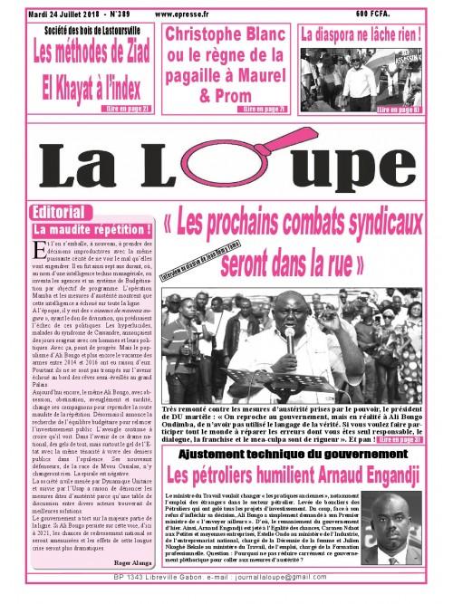 La Loupe 24/07/2018