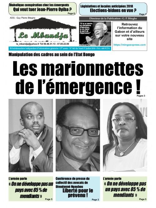 Le Mbandja 27/07/2018
