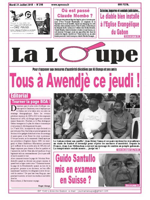 La Loupe 31/07/2018