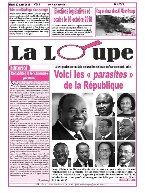La Loupe 07/08/2018